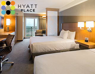 Hyatt Place Daytona Beach Shores Oceanfront