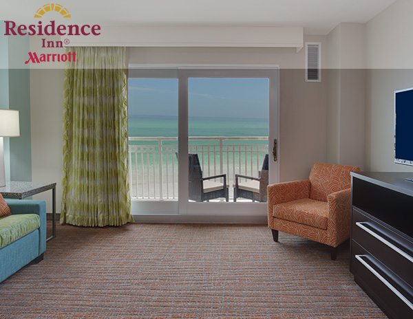 Residence Inn Daytona Beach Shores Oceanfront